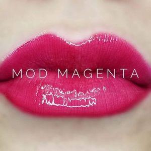 Gorgeous Lipsense lip color Mod Magenta